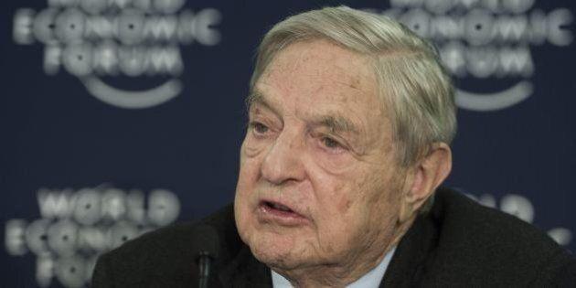 George Soros vuole comprare le caserme italiane