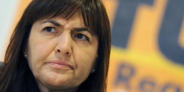 Lazio, Renata Polverini: