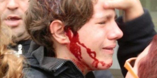 #14N, sciopero generale in Europa, le manifestazioni raccontate dalle immagini su twitter e facebook