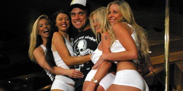 Robbie Williams 40 anni da superstar
