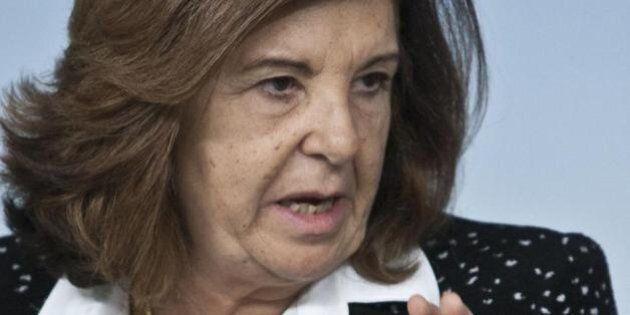 Decadenza Berlusconi, Paola Severino parla della sua legge: