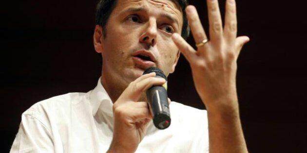 Via alla Leopolda 2012, Matteo Renzi presenta