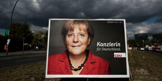 Elezioni tedesche 2013: La Germania verso una 'Grosse Koalition' Merkel-Spd (FOTO,