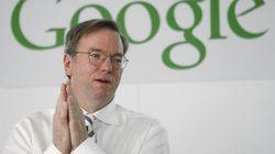 Google: il presidente Erich Schmidt riduce la propria quota del