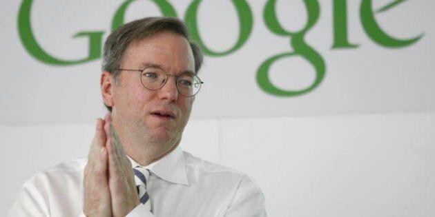 Google: il presidente Erich Schmidt riduce la propria quota del 42%. Divorzio