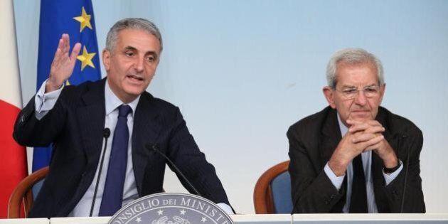 Riforme costituzionali, Gaetano Quagliariello presenta il lavoro dei saggi: