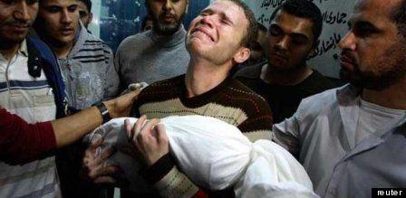 Gaza: la guerra delle immagini, l'icona dello scatto di Omar