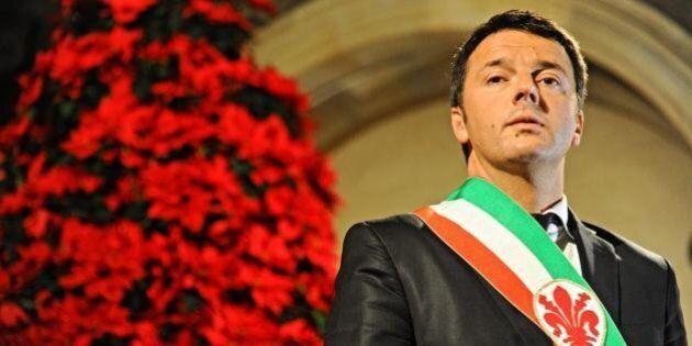 Matteo Renzi incontra i giornalisti per gli auguri di Natale:
