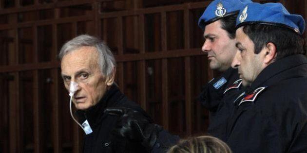 Calisto Tanzi torna a casa per Natale 10 anni dopo il crac Parmalat