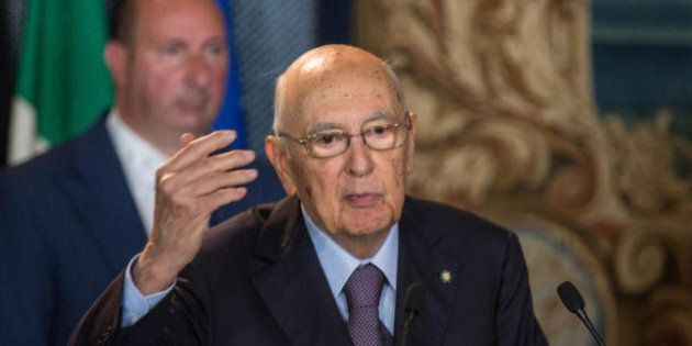 Giorgio Napolitano alla Camera toto-nomi sul successore. E il Presidente insiste sulle riforme per finire...