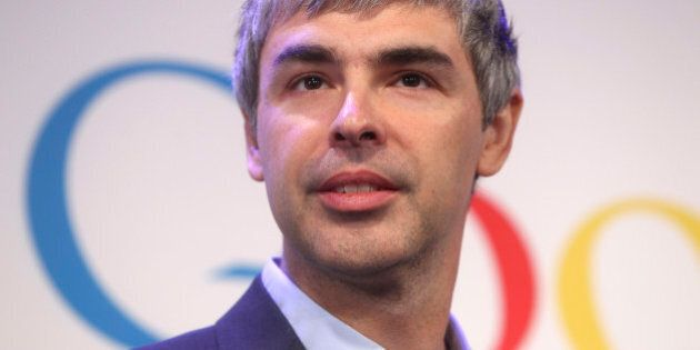 Larry Page, Ad Google: