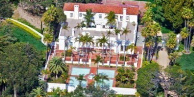 La villa di Scarface in affitto