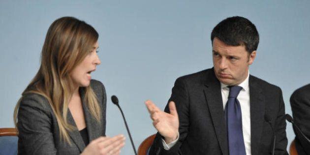 Riforme, Matteo Renzi punta al sì di Forza Italia. Dopo il caso Mauro, tramonta la sostituzione di