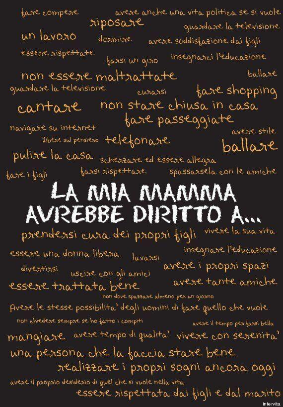 Festa della Mamma, i diritti delle madri secondo i bambini: autonomia, libertà e basta violenze. La campagna...