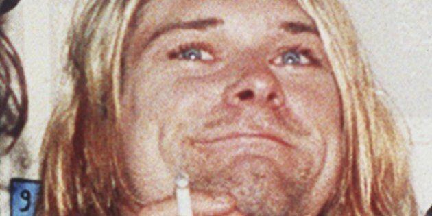 Kurt Cobain, le foto inedite dalla scena del suicidio a quasi 20 anni dalla morte