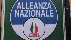 Revival di Alleanza Nazionale? A Roma i primi manifesti