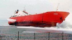 La maledizione delle navi Jolly (FOTO,