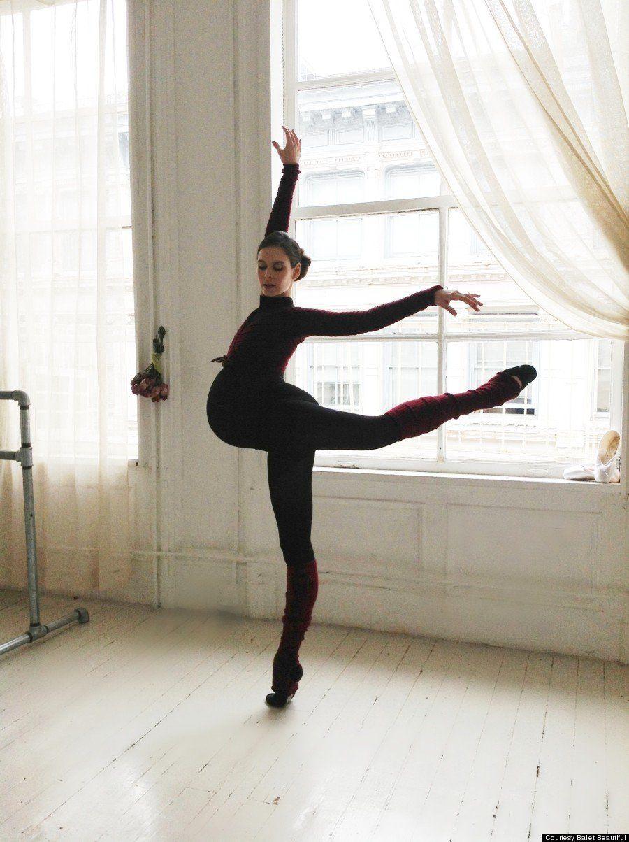 Mary Helen Bowers balla col pancione. La ballerina che ha aiutato Natalie Portman in