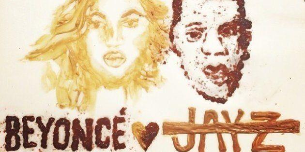 #ArtInTheEats, i ritratti fatti con il cibo da Tisha Cherry: Beyoncé, Bob Marley, Jay-Z