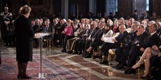 Napolitano blinda Cancellieri. E Letta si convince: Non è indagata, resta lì (per