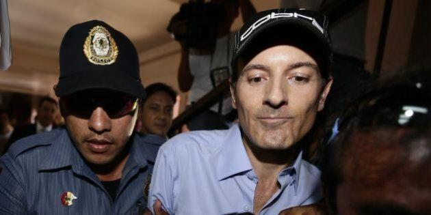 Daniele Bosio, ambasciatore arrestato per pedofilia: