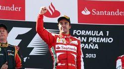 Ora la Ferrari guarda a Monaco. Le 100 immagini più belle del trionfo in Spagna