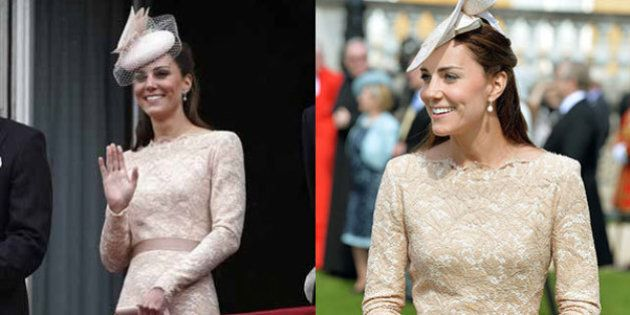 Kate Middleton, stesso look in diverse occasioni: la duchessa di Cambridge principessa del... riciclo
