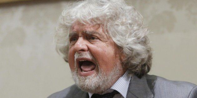 Beppe Grillo intervistato da Enrico Mentana: