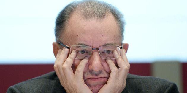 Il presidente di Confindustria Giorgio Squinzi rivela:
