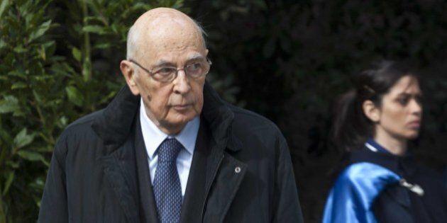 Giorgio Napolitano incontra Michele Vietti (Csm): ribadita solidarietà alle toghe impegnati nel contrasto...