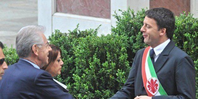 Matteo Renzi alleanza con Scelta Civica, la grande convergenza parte da