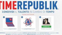 TimeRepublik: un social network per scambiarsi