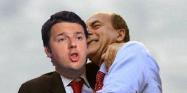 Bersani vince, Renzi perde: ironia in rete sulle primarie Pd 2012, tra fotomontaggi e battute