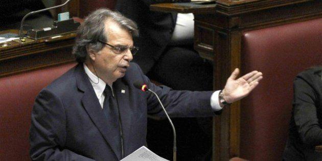 Renato Brunetta contro Matteo Renzi: