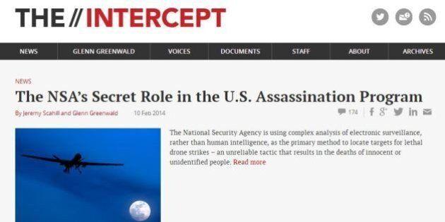 The Intercept, online il nuovo sito di inchieste diretto da Glenn Greenwald ed edito dal fondatore di