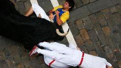 Pamplona, San Firmino 2013 nel sangue: 7 feriti nel sesto