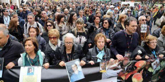 Giornata della Memoria delle vittime innocenti di mafia, Don Ciotti denuncia: