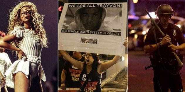George Zimmerman assolto, uccise Trayvon Martin. Proteste Usa, Beyoncè canta per lui (FOTO