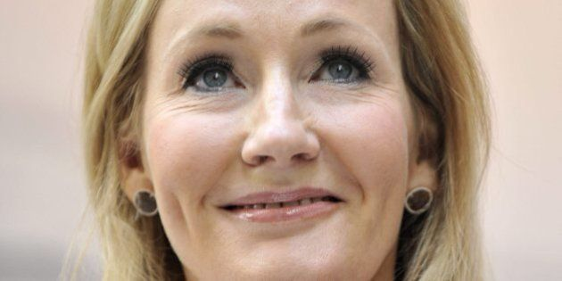 JK Rowling, l'autrice di Harry Potter, paladina delle mamme single: