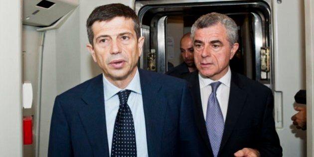 Maurizio Lupi contro Mauro Moretti: