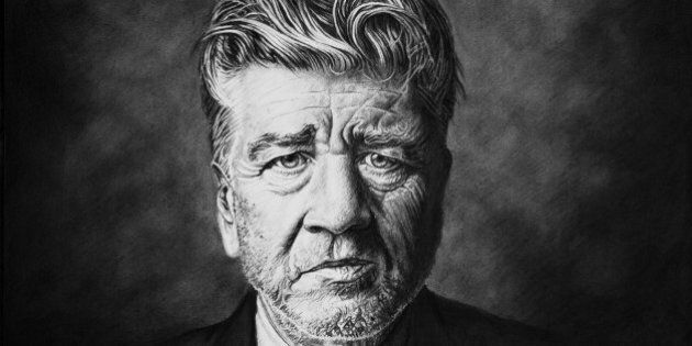 David Lynch la mostra a San Francisco: