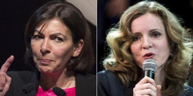 Anne Hidalgo, Nathalie Kosciusko-Morizet. Elezioni a Parigi, sfida al femminile all'Hotel de Ville