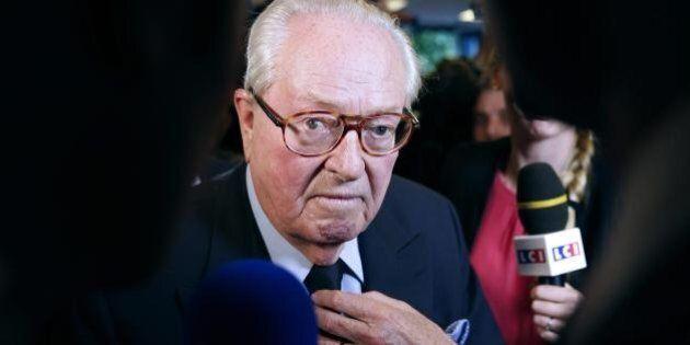 Jean-Marie Le Pen pubblica una lettera alla figlia Marine dopo le polemiche sull'antisemitismo.