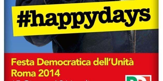 E se #happydays diventa
