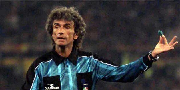 Rigore Brasile, Graziano Cesari: