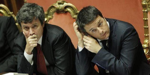 Anticorruzione, venerdì il falso in bilancio. Renzi e Orlando in trincea tra la frenata della Guidi e...