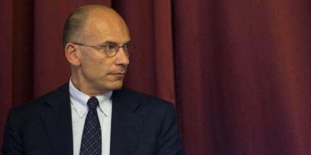 Enrico Letta in lizza per il dopo Van Rompuy. L'ex premier era a Venezia a fare il