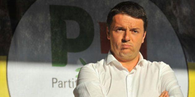 Matteo Renzi dà il benservito a Mineo e gli autosospesi: