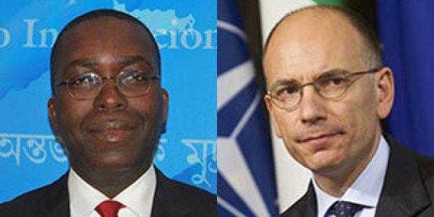 Adozioni in Congo. Enrico Letta sente Augustin Matata a telefono. Il primo ministro congolese: procederemo...
