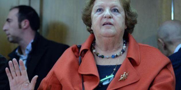 Anna Maria Cancellieri: